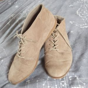 Dolce Vita for target tan booties
